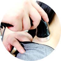 肩こり施術の写真01